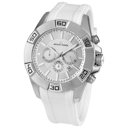 Наручные часы JACQUES LEMANS 1-1808B наручные часы jacques lemans 1 1850zd