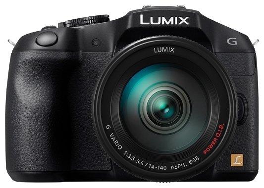 Фотоаппарат Panasonic Lumix DMC-G6 Kit