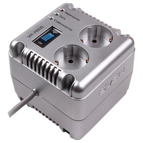 Стабилизатор напряжения SVEN VR-R600Стабилизаторы напряжения<br>