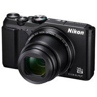Компактный фотоаппарат Nikon Coolpix A900 черный