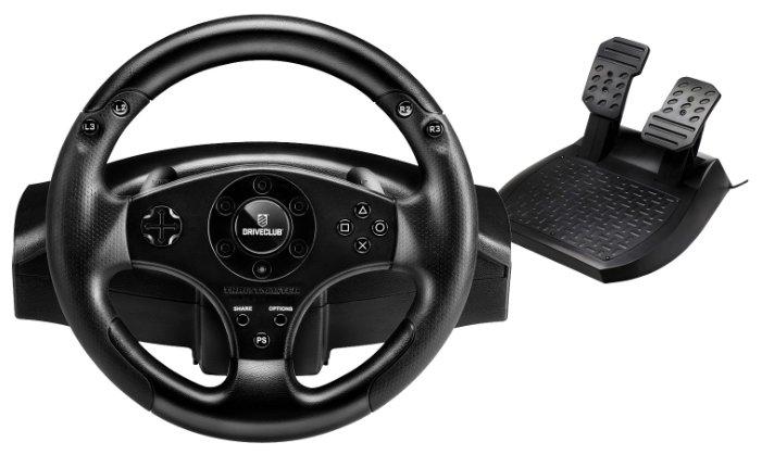 Thrustmaster Руль Thrustmaster T80 Racing Wheel PS4