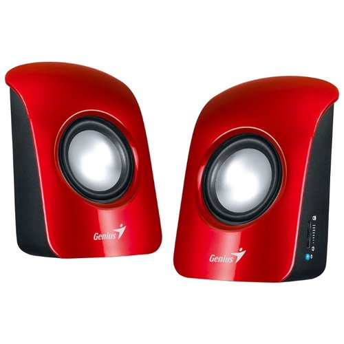 Компьютерная акустика Genius SP-U115 red компьютерная акустика genius sp u120 31731057100