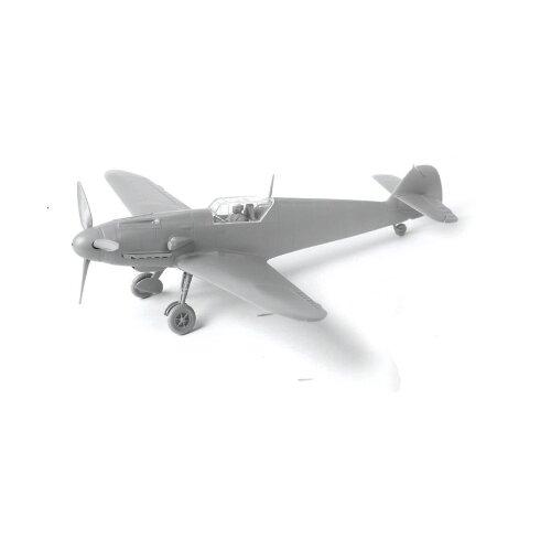 Купить Сборная модель ZVEZDA Немецкий истребитель Мессершмитт Bf 109 F-2 (7302) 1:72, Сборные модели