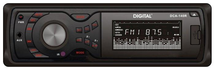 Автомагнитола DIGITAL DCA-140R