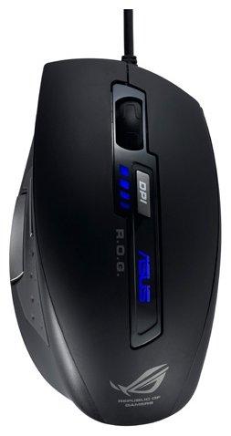 ASUS GX850 Black USB