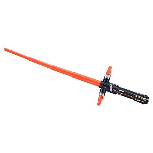 Раздвижной Световой меч Кайло Рена Hasbro Звездные войны. Эпизод 8 (C1567)