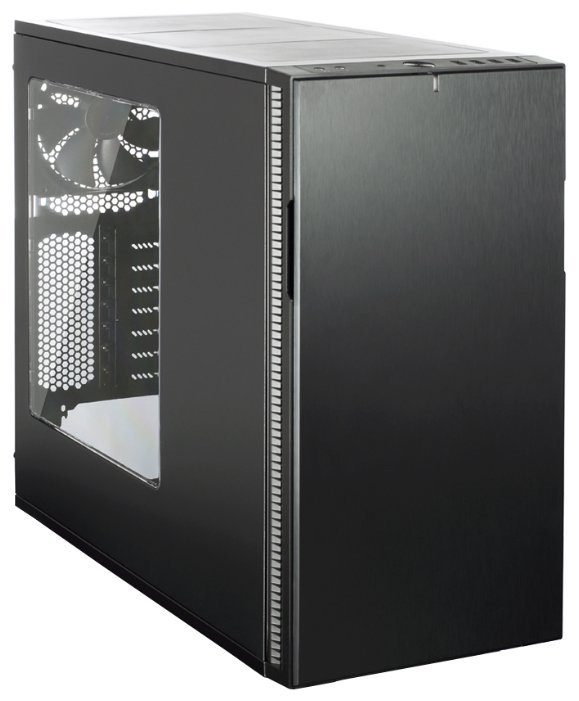 Fractal Design Компьютерный корпус Fractal Design Define R5 Blackout Edition Window Black