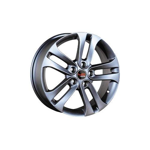 Фото - Колесный диск LegeArtis NS63 7x17/5x114.3 D66.1 ET45 GM колесный диск legeartis ty122 7x17 5x114 3 d60 1 et45 gm