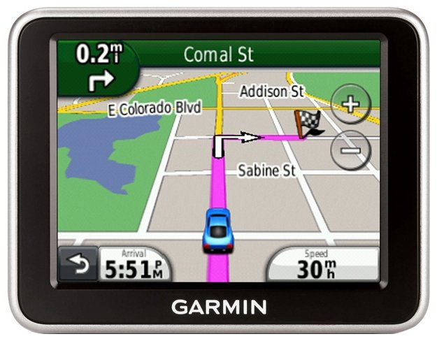 Garmin Навигатор Garmin Nuvi 2250