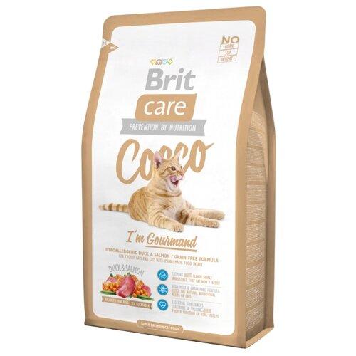 Корм для кошек Brit Care Cocco Im Gourmand (0.4 кг)Корма для кошек<br>