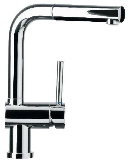 Однорычажный смеситель для кухни (мойки) Schock Piega-D 547.120 (хром)