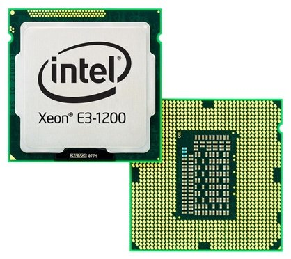 Intel Xeon Sandy Bridge