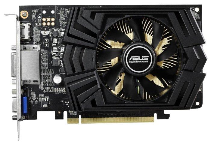ASUS GeForce GTX 750 Ti 1020Mhz PCI-E 3.0 2048Mb 5400Mhz 128 bit 2xDVI HDMI HDCP PH