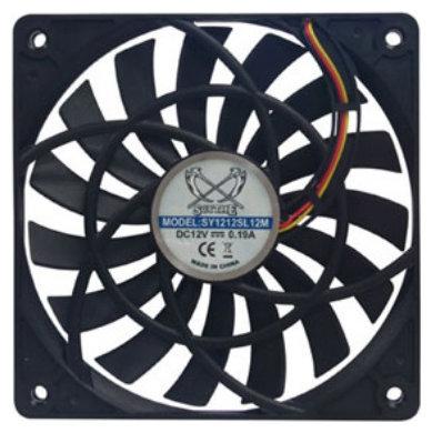 Scythe Система охлаждения для корпуса Scythe Slip Stream (SY1212SL12M)