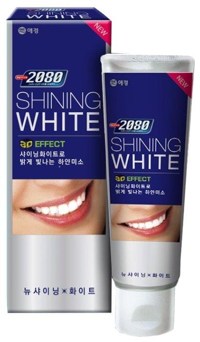 Зубная паста Dental Clinic 2080 Сияющая белизна