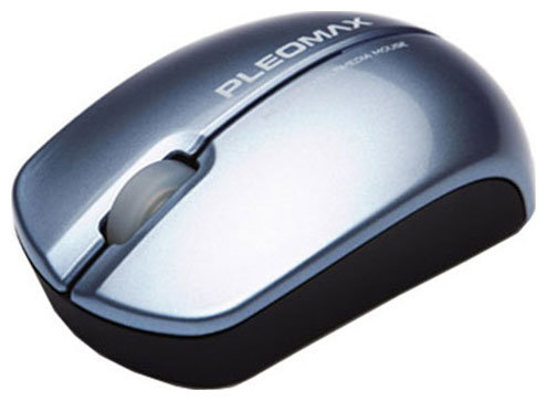Мышь Samsung SCM-4800 Silver-Black USB