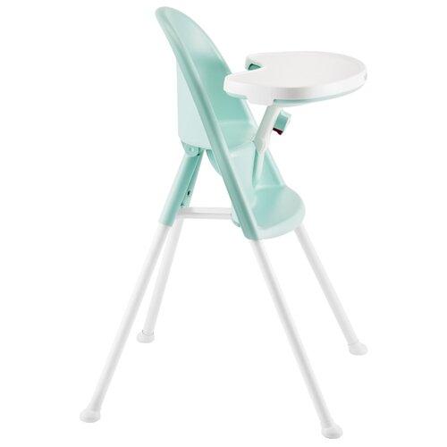 Стульчик для кормления BabyBjorn High Chair бирюзовый стульчик для кормления inglesina my time цвет sugar az91k9sgaru