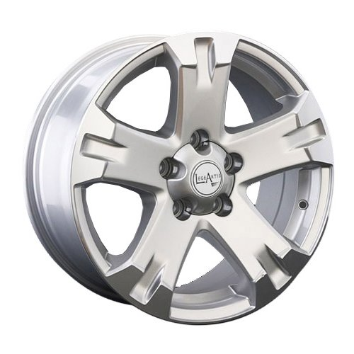цена на Колесный диск LegeArtis TY21 7x17/5x114.3 D60.1 ET39 GM