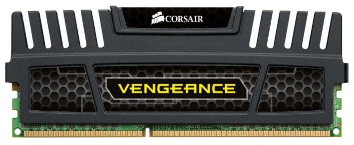 Corsair Оперативная память Corsair CMZ4GX3M1A1600C9