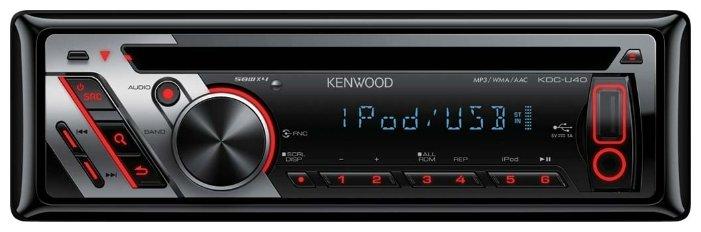 KENWOOD KDC-U40R