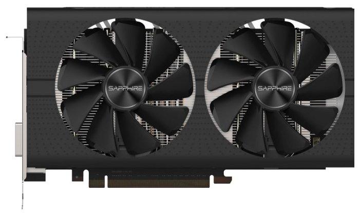 Sapphire Видеокарта Sapphire Pulse Radeon RX 580 1366Mhz PCI-E 3.0 4096Mb 7000Mhz 256 bit DVI 2xHDMI HDCP