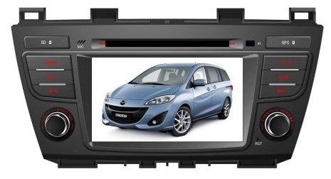 Автомагнитола TRINITY Mazda 5 2011+