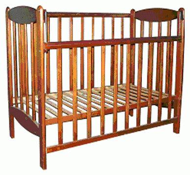 Кроватка Фея Этюд