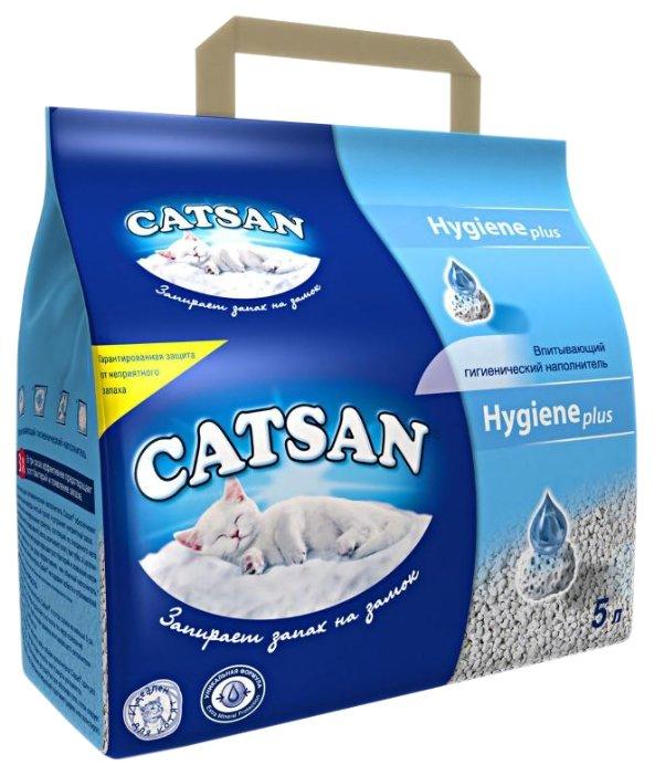 Catsan Hygiene Plus (5 л)