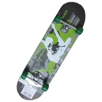 Скейтборд Skull Graffiti W3108B-S Shred