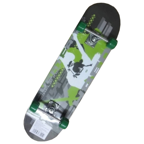 Скейтборд Skull Graffiti W3108B-S Shred Скейтборды и лонгборды
