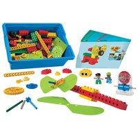 Конструктор LEGO Education Machines and Mechanisms 9656 Первые механизмы