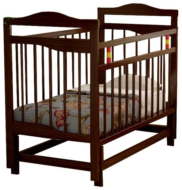 Кроватка Промтекс Колибри Волна 5 (маятник)