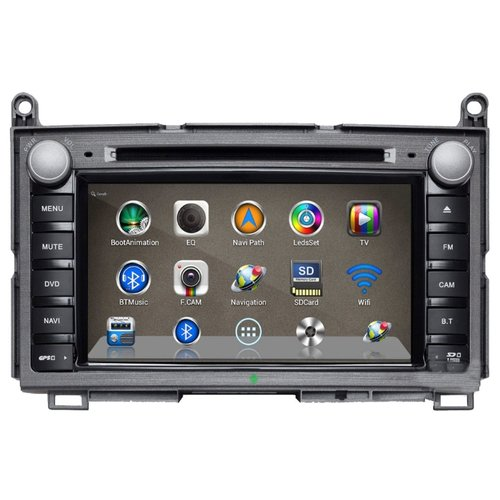 SIDGE Toyota VENZA (2008-2013) Android 4.0