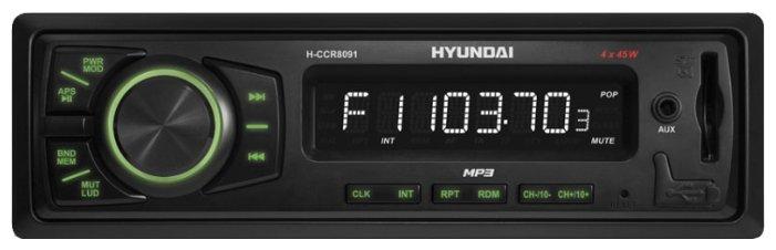 Автомагнитола Hyundai H-CCR8091