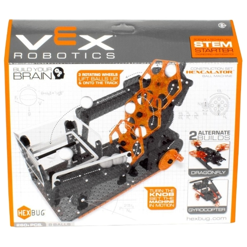 Конструктор VEX Robotics Build Your Brain 406-4206 Эскалатор для мячей