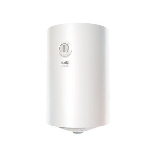 Накопительный электрический водонагреватель Ballu BWH/S 30 Primex, белый