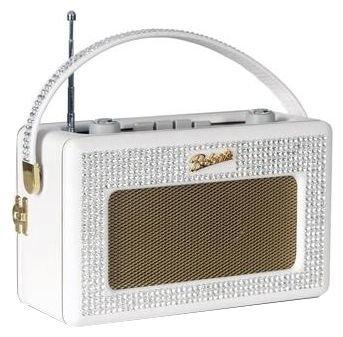 Roberts Radio Swarovski Crystal 25