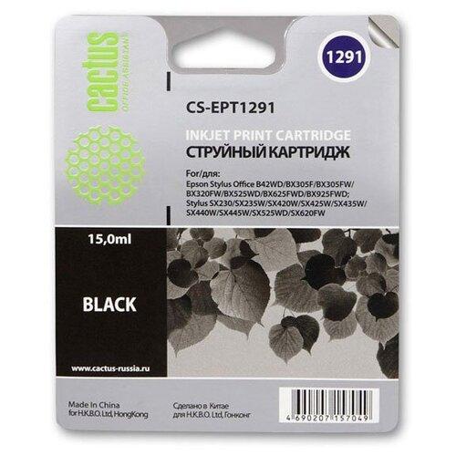 Купить Картридж cactus CS-EPT1291, совместимый