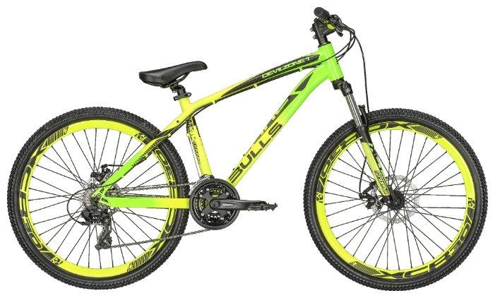Горный (MTB) велосипед BULLS Devilzone 1 (2015)