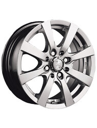 Racing Wheels H-325 6x14 4x100 ET 38 Dia 67.1 HP/HS - фото 1
