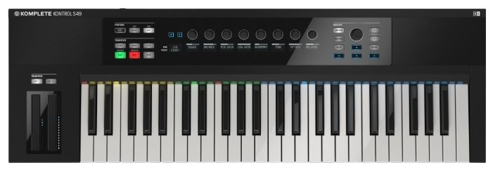 MIDI-клавиатура Native Instruments Komplete Kontrol S49