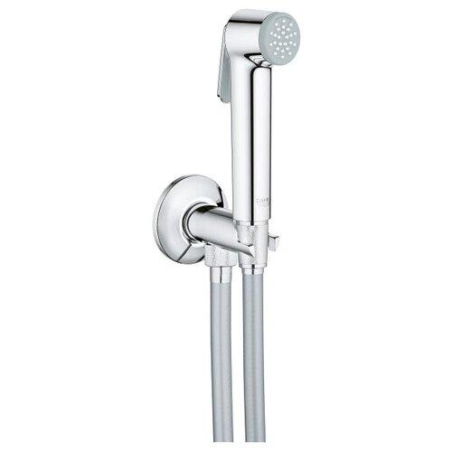 Гигиенический душ Grohe Tempesta-F Trigger Spray 30 26358000 хром гигиенический душ grohe tempesta f trigger spray 30 подвод воды 26358000