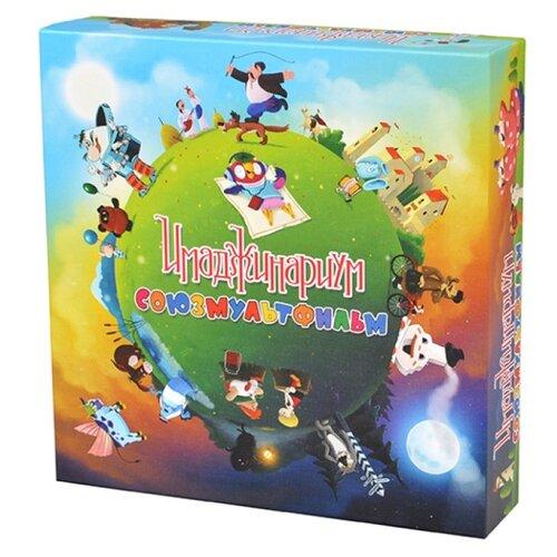 Настольная игра Cosmodrome Games Имаджинариум. Союзмультфильм cosmodrome games настольная игра индейцы