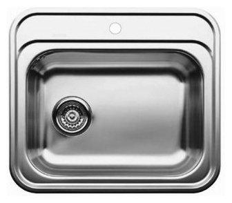 Интегрированная кухонная мойка Blanco Dana-IF 57.5х50.5см нержавеющая сталь — купить по выгодной цене на Яндекс.Маркете