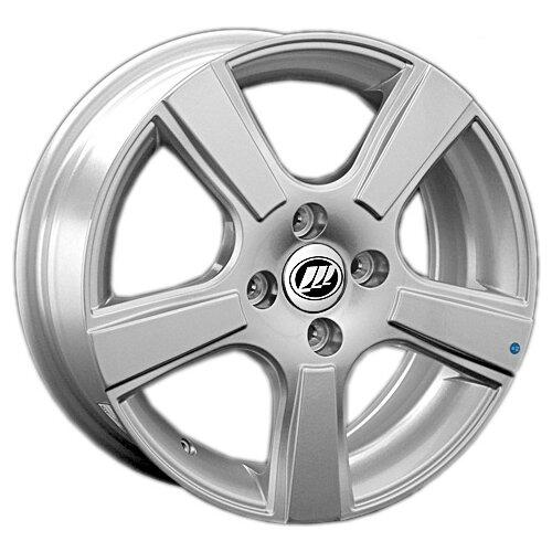 Фото - Колесный диск Replay LF4 6х15/4х100 D54.1 ET45, silver колесный диск replay sz6 6 5х17 5х114 3 d60 1 et45 s