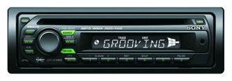 Автомагнитола Sony CDX-GT24EE