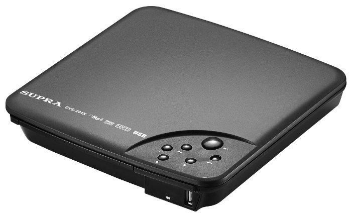 SUPRA DVD-плеер SUPRA DVS-204X