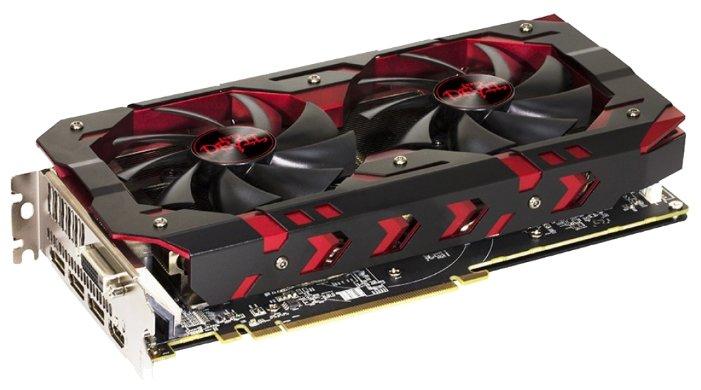 PowerColor Видеокарта PowerColor Radeon RX 580 1380Mhz PCI-E 3.0 8192Mb 8000Mhz 256 bit DVI HDMI HDCP Red Devil