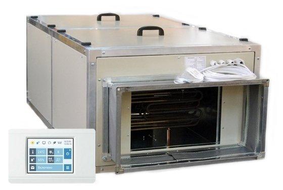 Вентиляционная установка Breezart 4500 Lux F