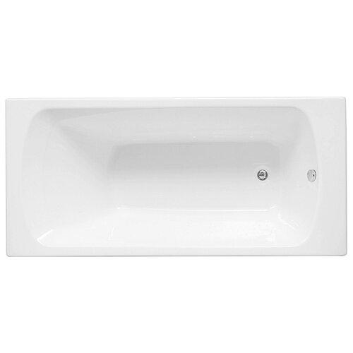 Фото - Ванна Aquanet Roma 160x70 без гидромассажа акрил левосторонняя/правосторонняя ванна aquanet sofia 170x100 r 00204041 акрил угловая правосторонняя